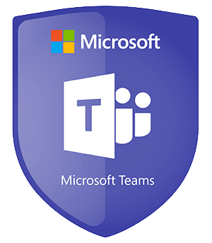 Microsoft Teams Badge