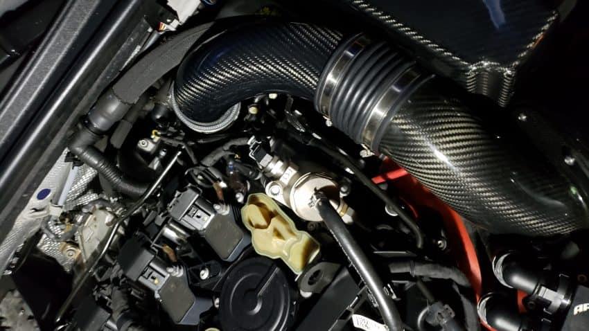 Carbon Fiber Intake